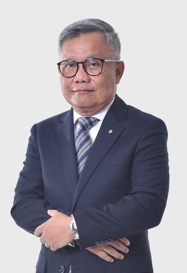 YBHG DATO' SR. HISHAM BIN JAFREY