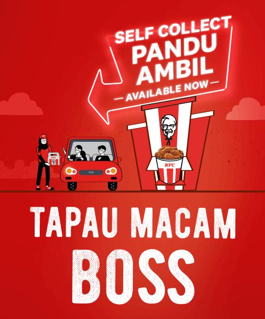 KFC Launches Pandu Ambil